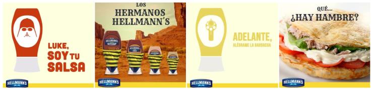 hellmans facebook