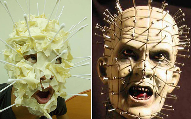9 Low Cost Cosplay Costumes From Household Objects Rolecosplay