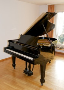 Our music instruments — Steinway O-180 prior to revision