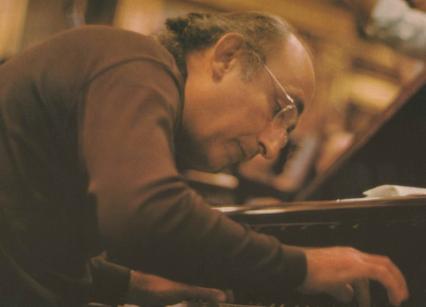 Friedrich Gulda at the piano (II)