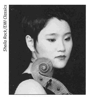 Han Na Chang, cello