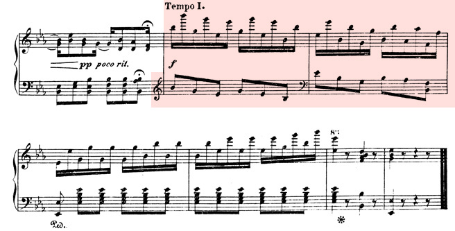 Beethoven: Piano Sonata No.26, op.81a, III. Le Retour, Vivacissimamente