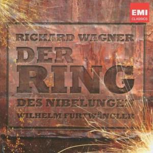 Wagner: Der Ring des Nibelungen, Furtwängler, CD cover