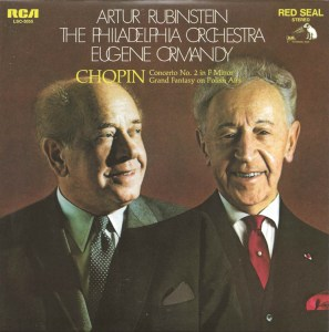 Rubinstein, The Complete Album Collection (142 CDs), cover, CD # 106