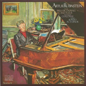 Rubinstein, The Complete Album Collection (142 CDs), cover, CD # 130