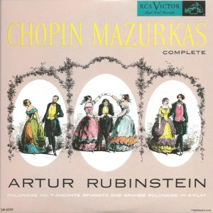 Rubinstein, The Complete Album Collection (142 CDs), cover, CD # 42 - 44