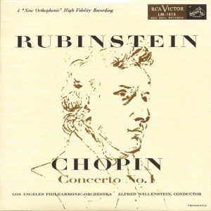Rubinstein, The Complete Album Collection (142 CDs), cover, CD # 48