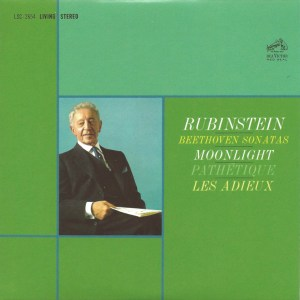 Rubinstein, The Complete Album Collection (142 CDs), cover, CD # 82