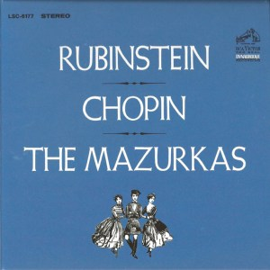 Rubinstein, The Complete Album Collection (142 CDs), cover, CD # 96 - 98