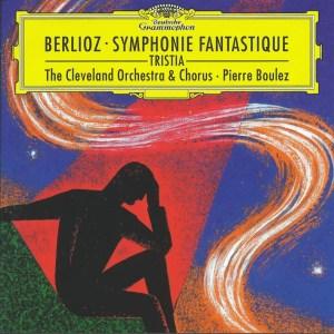 Berlioz: Symphonie fantastique, op.14 —Boulez; CD cover