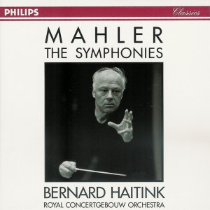 Mahler: The Symphonies — Haitink; CD cover
