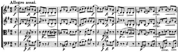 Schubert: String Quartet No 15 in G major, D 887 | Music Blog