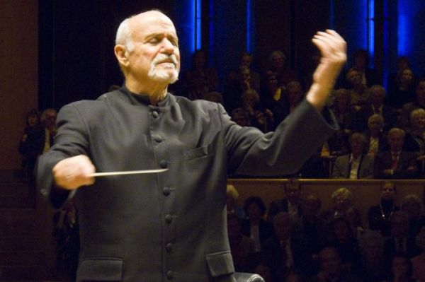 David Zinman (source: picasa; © David Zinman)
