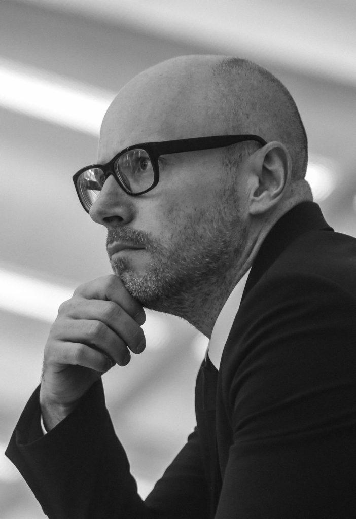 Baldur Brönnimann (© João Messias | Casa da Música)