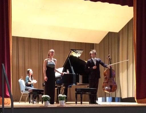 Christoph Croisé & Oxana Shevchenko in Schönenwerd, 2016-09-25