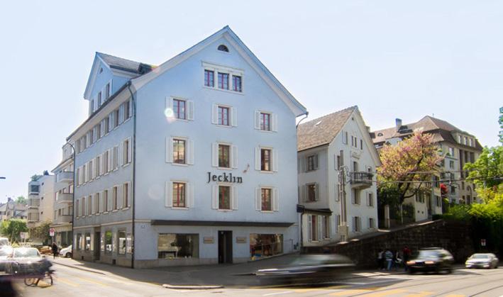 Musikhaus Jecklin, Zurich