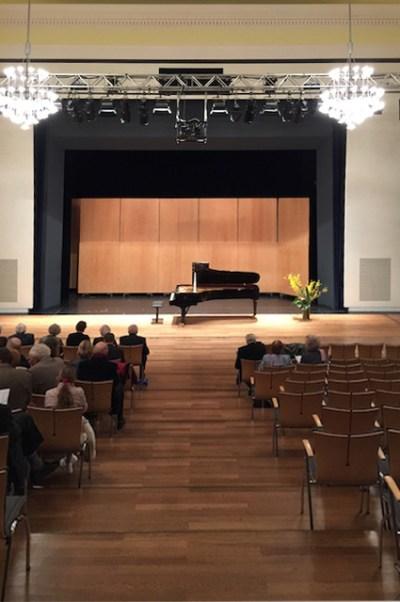 Kultur- und Kongresshaus Aarau, concert hall (© Lea Kyburz)