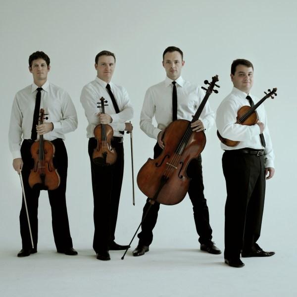 Jerusalem Quartet (© Felix Broede)