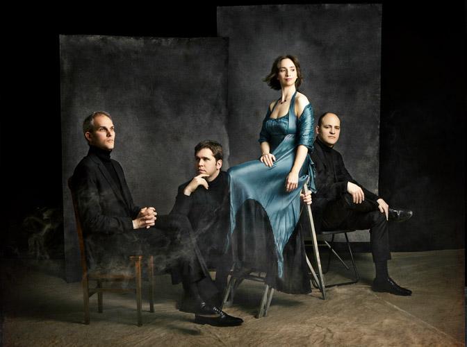 Cuarteto Casals (source / ©: cuartetocasals.com)