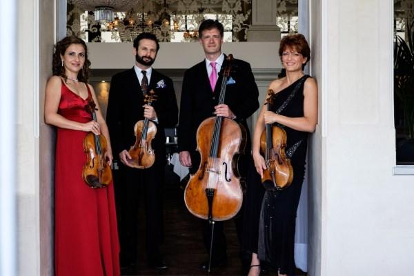 Gringolts Quartet (© Tomasz Trzebiatowski)
