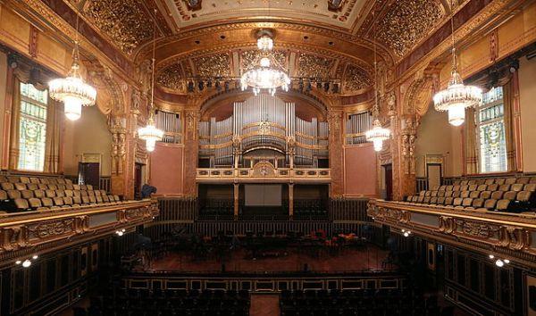Franz Liszt Music Academy, Budapest, Grand Hall