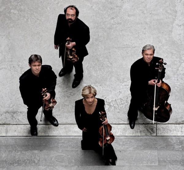 Hagen Quartett (© Harald Hoffmann)