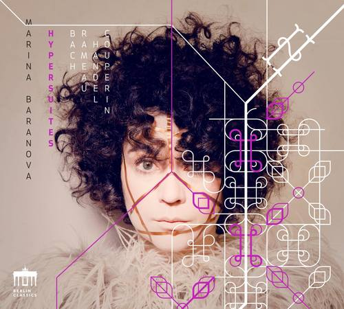 Marina Baranova, Hypersuites —CD cover