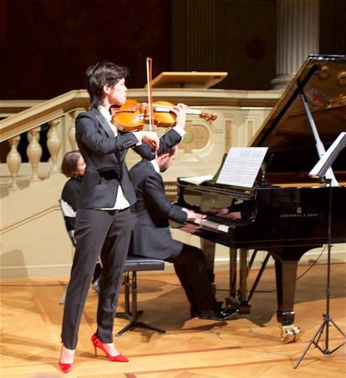 Isabel Villanueva & François Dumont, Zurich, 2017-11-21 (© Rolf Kyburz)