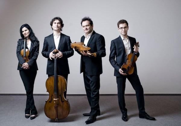 Belcea Quartet (©Marco Borggreve)