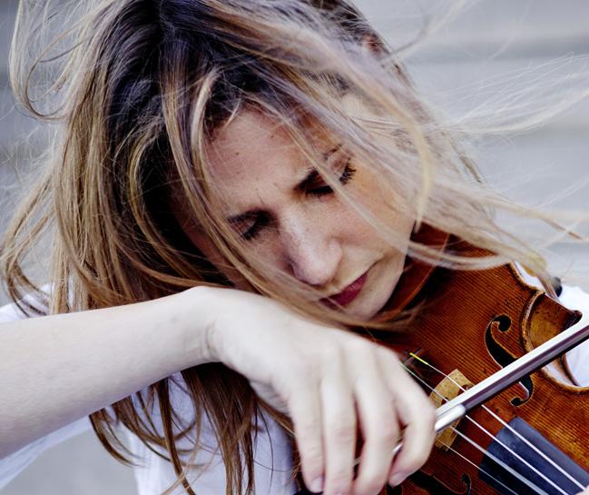 Rosanne Philippens (© Merlijn Doomernik)