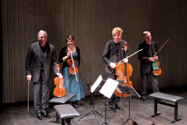 Pražák Quartet, Lugano, 2018-04-21 (© Rolf Kyburz, all rights reserved)