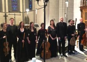 Solomon's Knot & Les Passions de l'Âme, Lausanne, 2018-03-31