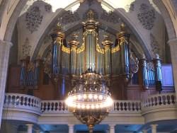 Saint-François, Lausanne: Organ