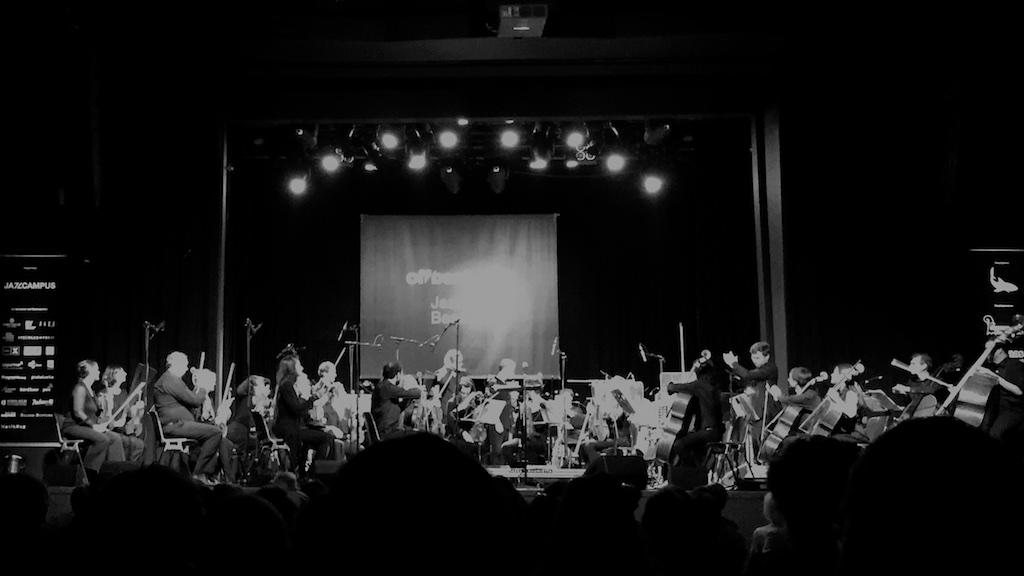 2018-05-06, Basel, Volkshaus: Geoffrey Paterson, Basel Sinfonietta (© Lea Kyburz)
