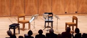 Concert Auryn Quartett, Bern Conservatory, 2018-05-14 (© Rolf Kyburz)
