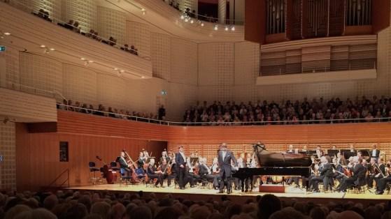 Denis Matsuev, Christian Thielemann, Staatskapelle Dresden (© Lea Kyburz)