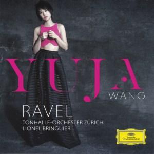 Ravel: piano concertos; Fauré: Ballade — Wang, Bringuier, TOZ; CD cover