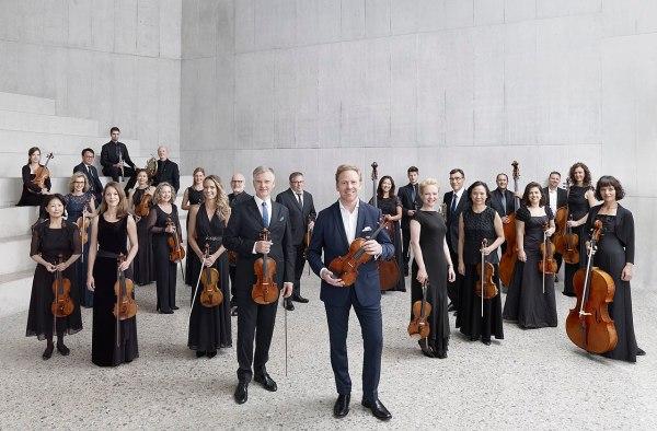 Zürcher Kammerorchester / ZKO (© Zurich Chamber Orchestra)