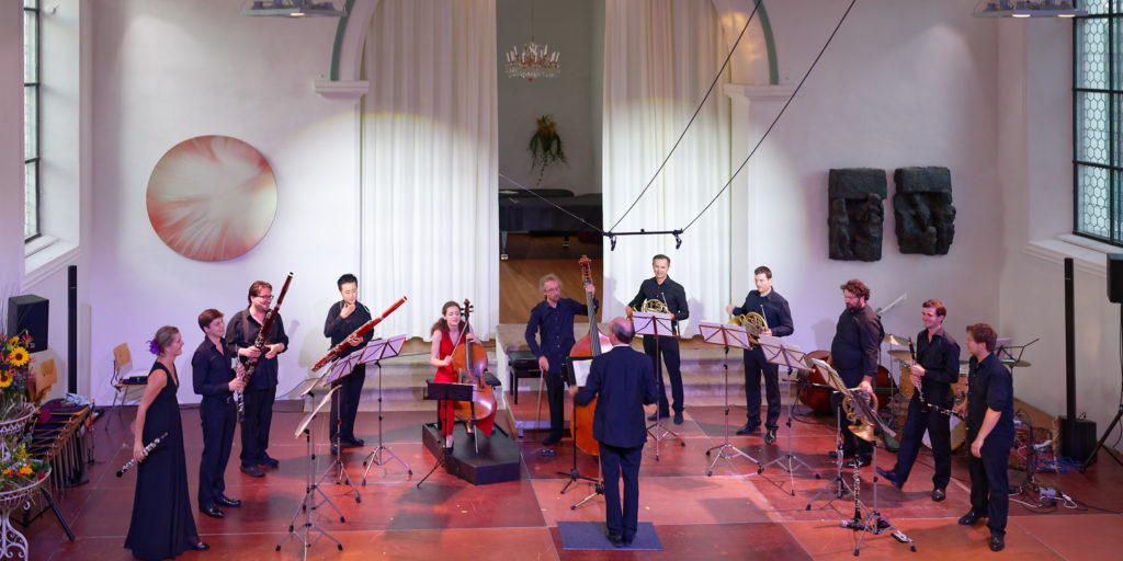Gábor Takács-Nagy / CHAARTS —Boswil, 2018-07-03 (© Rolf Kyburz)