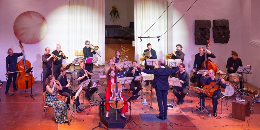 Anastasia Kobekina, Gábor Takács-Nagy / CHAARTS —Boswil, 2018-07-03 (© Rolf Kyburz)