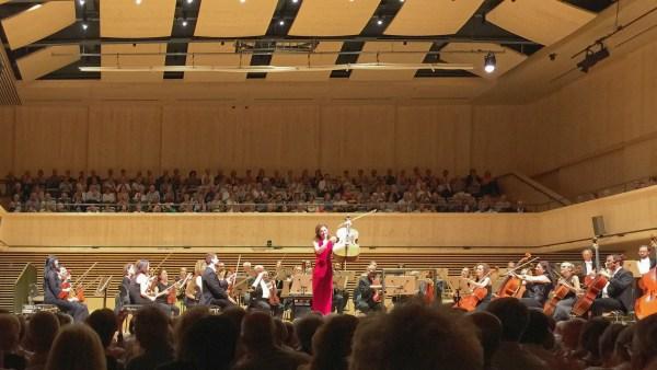 Anastasia Kobekina, Zürcher Symphoniker —Zurich, 2018-07-02 (© Lea Kyburz)
