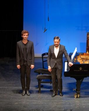 Festival Academy Budapest, 2018-07-27: José Gallardo&Alexander Ullman