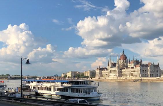Budapest, 2018-07-26 —tonight's concert venue