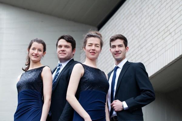 Aris Quartett (source: www.arisquartett.de)