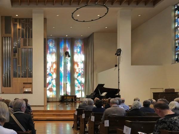 Lucerne, Lukaskirche, 2018-09-04 (© Rolf Kyburz)