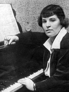 Galina Ustvolskaya (source: Wikipedia)