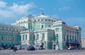 Mariinsky Theater (source: www.mariinsky.ru)