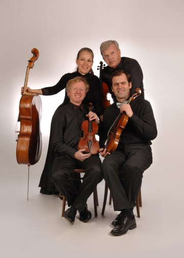 Martinů Quartet (© / source: www.martinuquartet.eu)