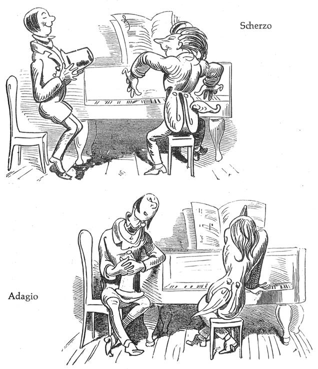 Wilhelm Busch: Der Virtuos