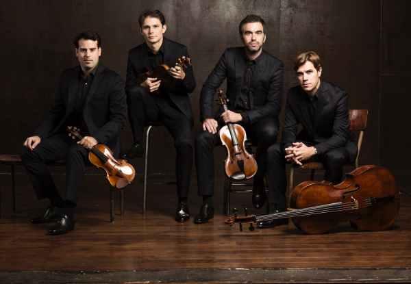 Quatuor Modigliani (© Quatuor Modigliani)